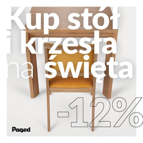 Paged na święta -12%